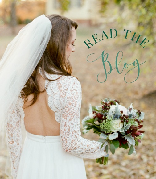 read the blog realigh wedding planner raleigh wedding venues bride in lace dress with bridal bouquet and veil