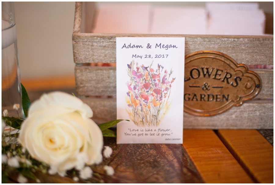 garden theme wedding