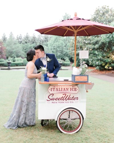 Featured: Southern Bride and Groom