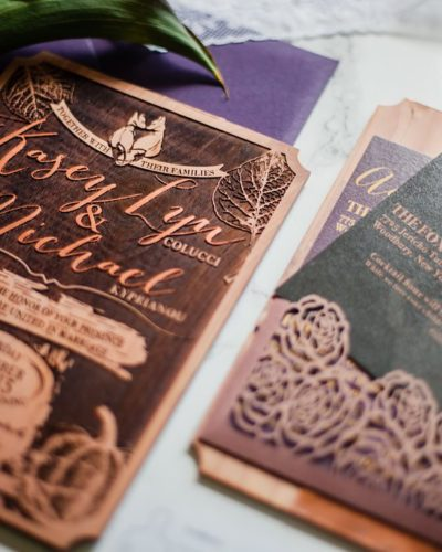 Myth Busting Series: Wedding Invites are Just Paper That Goes in the Trash Can