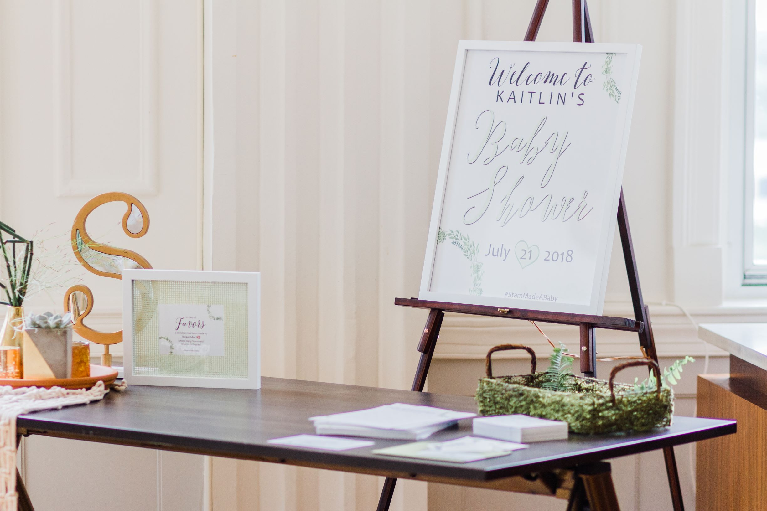 images by amber robinson, baby shower, the cannon room